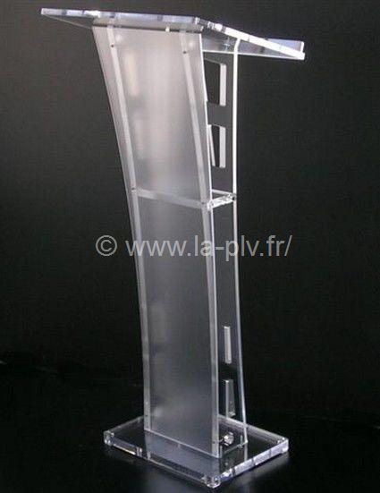 Acrylique plexiglas mobilier
