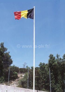 Mât drapeaux potence (sans) gamme Alizé