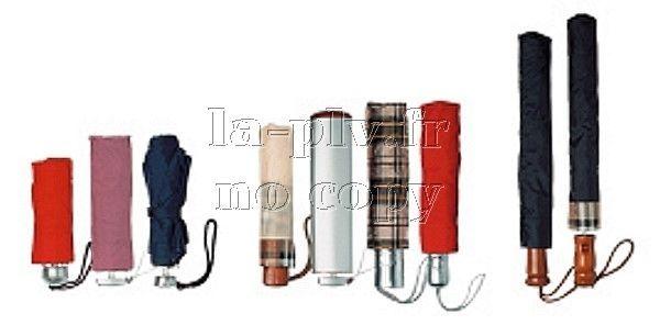 Les parapluie promotionnels pliables