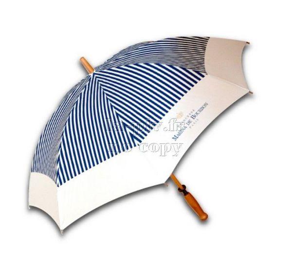 Parapluie publicitaire à motif