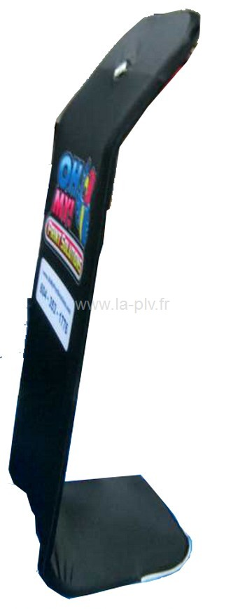 rack-ipad-6 plv dynamique