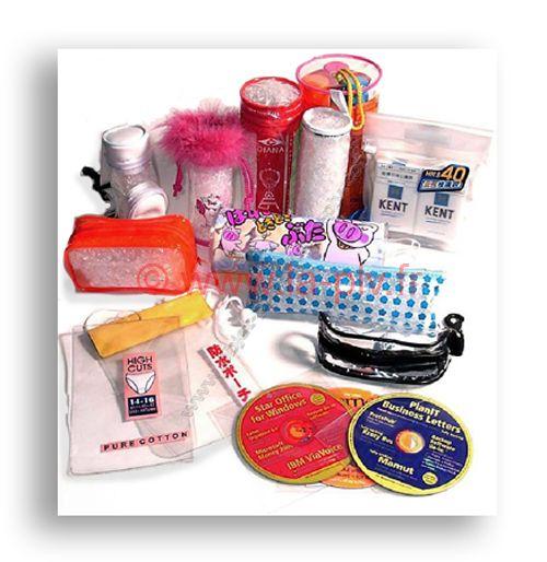 sac personnalisé - sacs ligne cosmétiques