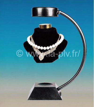 Présentoir magnétique : porte bijoux