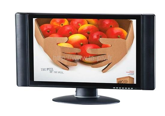 Ecran numérique publicitaire