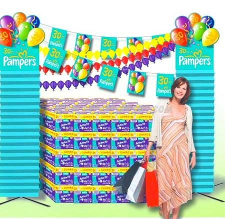 guirlande -guirlande de fanions rectangulaires et décoration de ballon et de kakemono